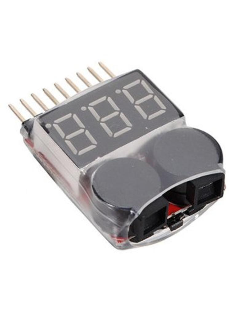 LiPo checker / LiPo Alarm