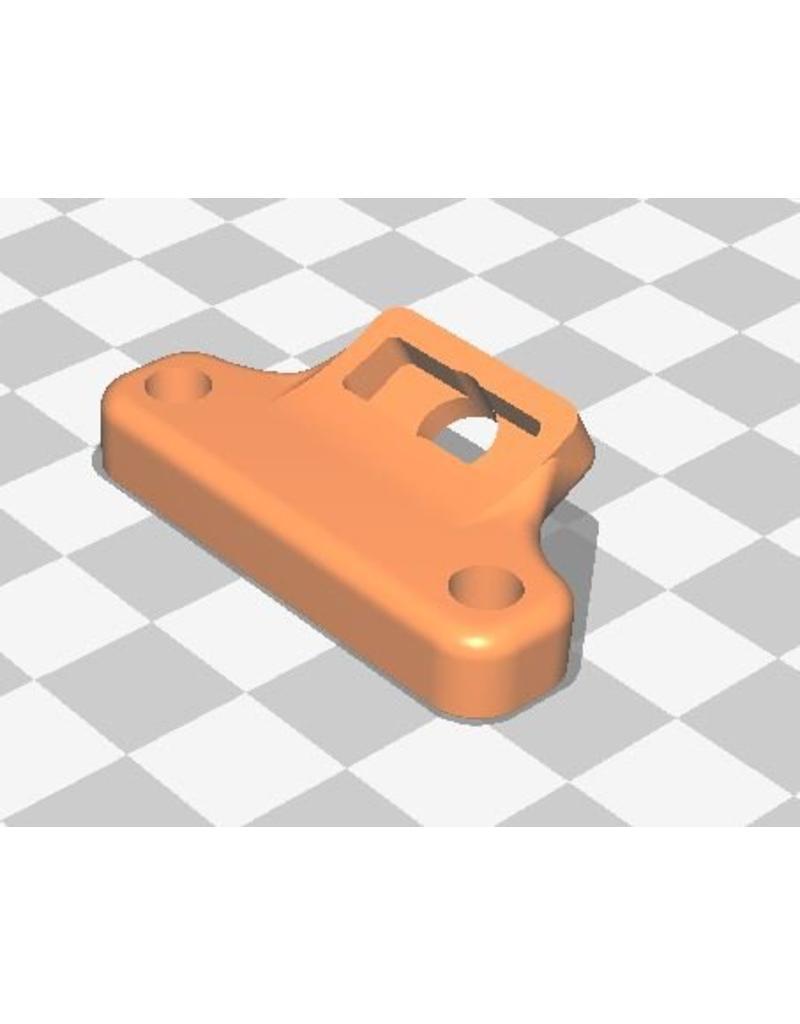 3D print TBS Unify antenne mount voor Martian en X210 frames