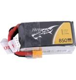 Genspow Tattu LiPo - 850mAh - 3S - 75C