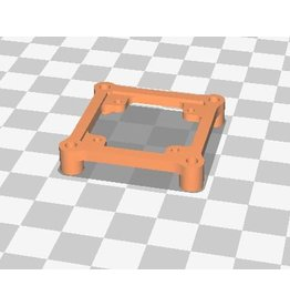 3D print 30.5mm FC mount converter naar 20mm