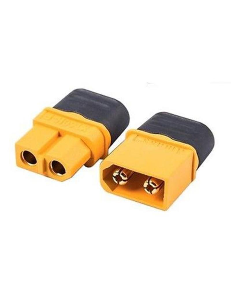 Hoge kwaliteit AMASS XT60 connectors male + female