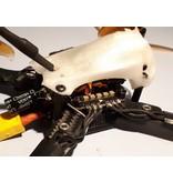 SpeedDrones Razorback RGB - FPV race frame