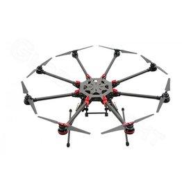SpeedDrones Drone demo/les