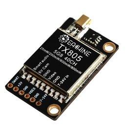 Eachine TX805 videozender SMA  +gratis whip antenne