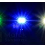 Matek Matek LED circle Blue