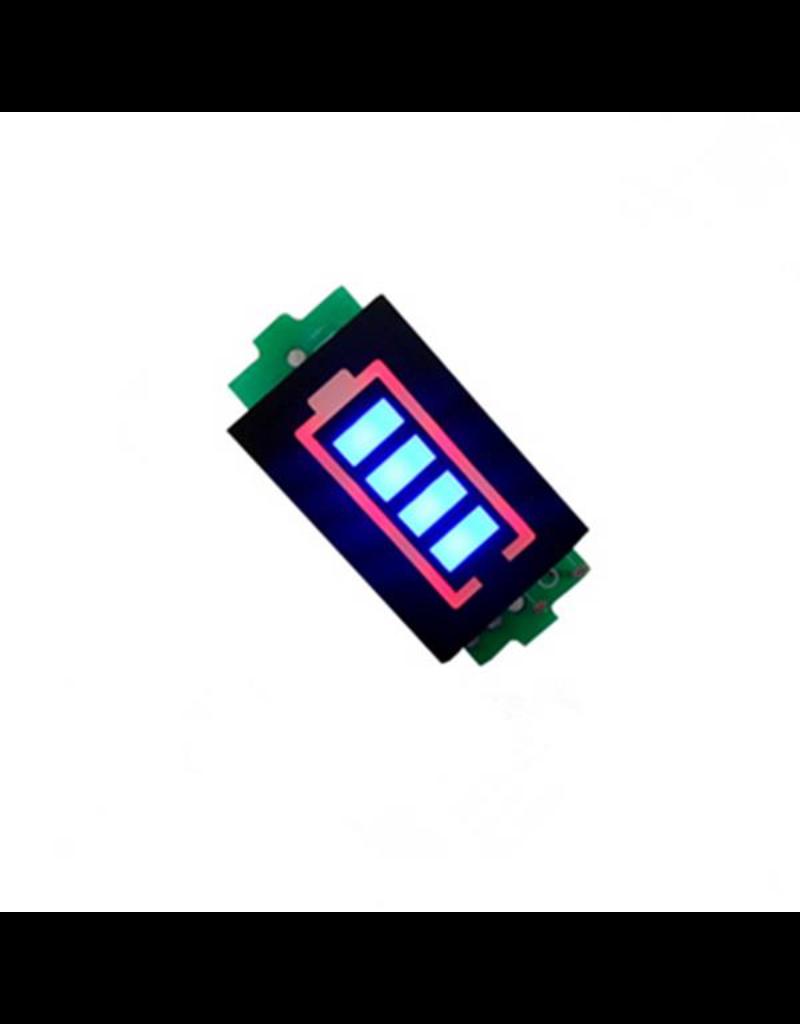 onboard lipo checker voor drone of vliegtuig