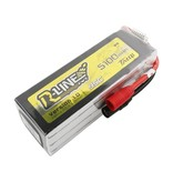 Genspow 2X Tattu R-Line 22.2V 5100mah 6S 95C FPV Lipo Battery with AS150 Plug