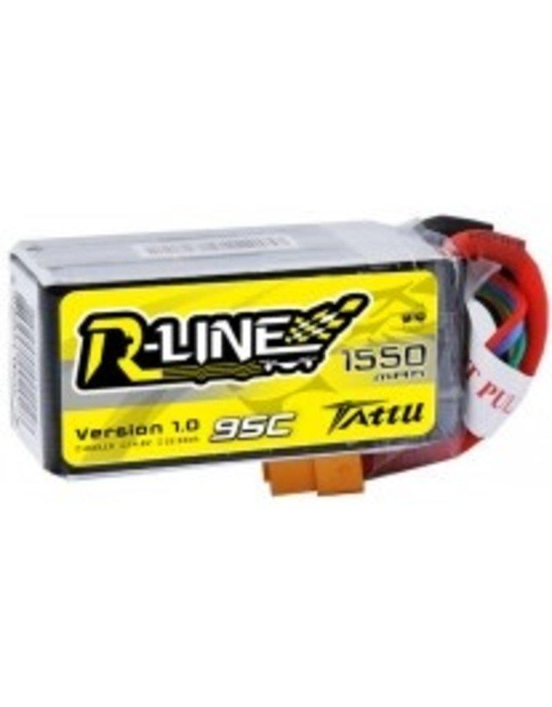 Genspow Tattu R-Line 1550Mah - 6S - 22.2V - 95C