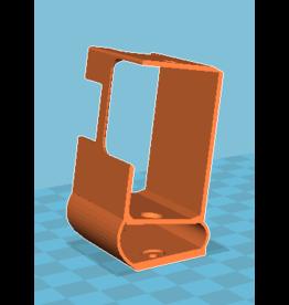 3D print Gopro Hero 5 / Hero 6 / Hero 7 gedempte houder voor Squirt, Geyser, Nutmeg