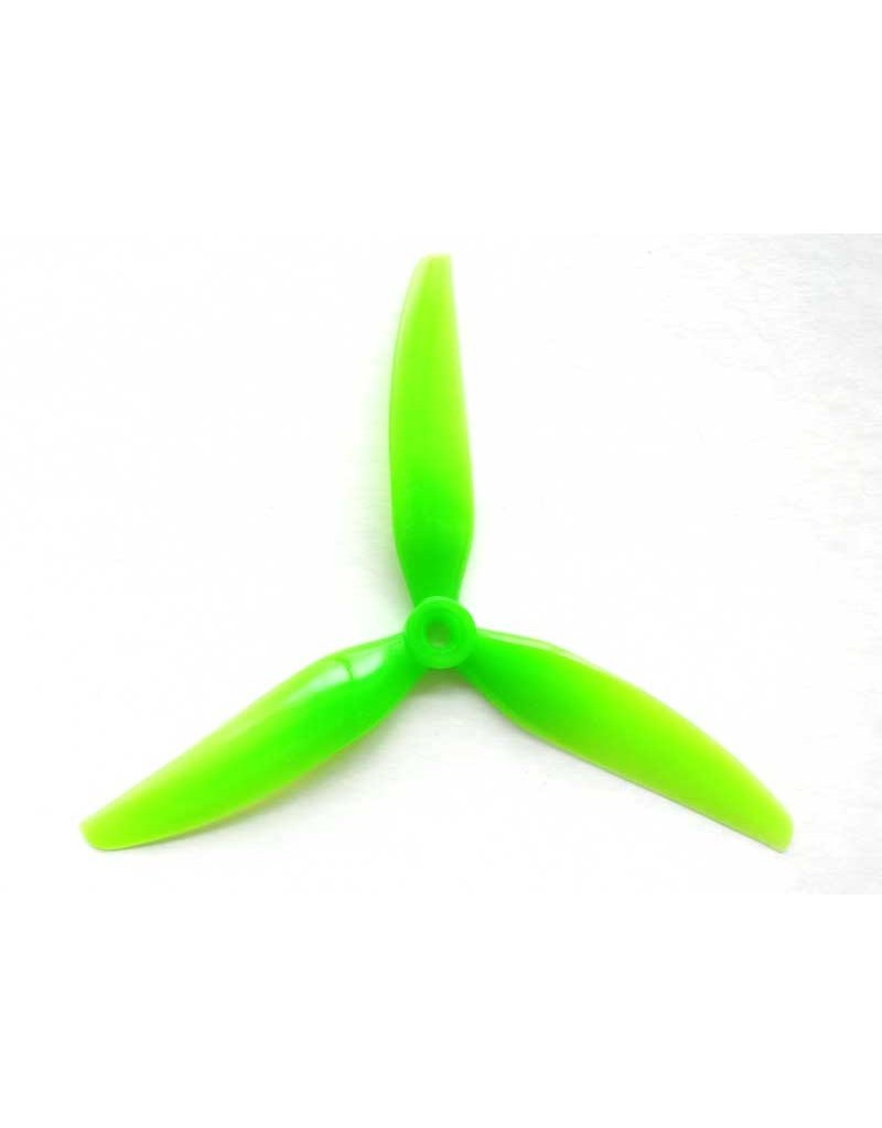 HQ HQ 6x3x3 V1S Durable PC Propeller (Groen)