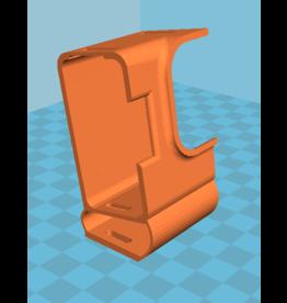 3D print Gopro Hero 8 gedempte houder voor Squirt, Geyser, Nutmeg