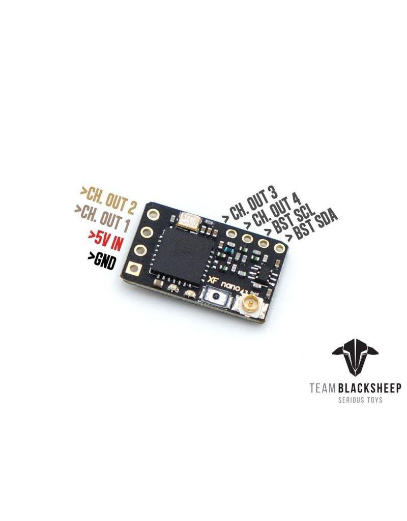 Team Black Sheep  TBS Crossfire Nano RX - SE