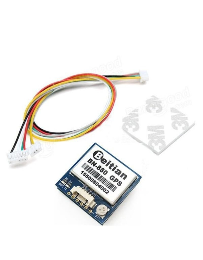 Breitan BN-880Q GPS & Compass Module