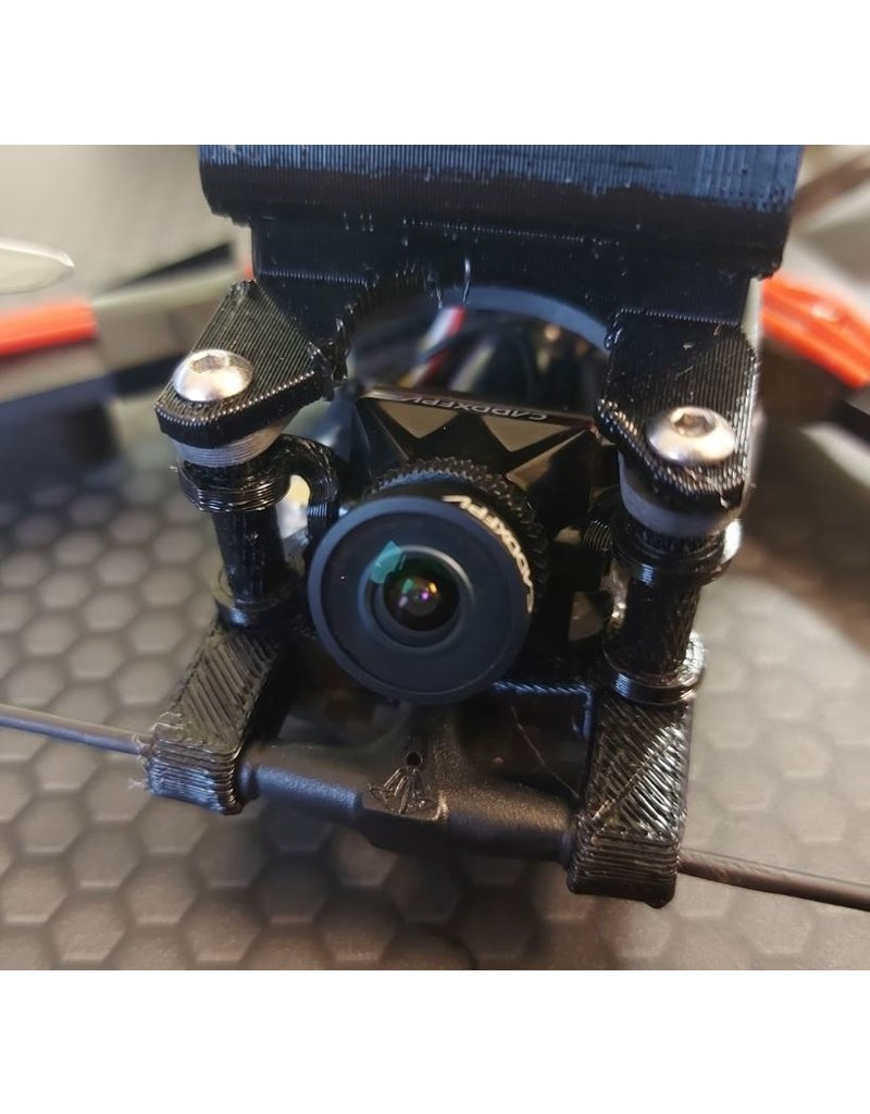 3D print Super simpele FPV camera houder