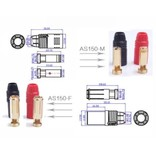 Amass AS150 connector set