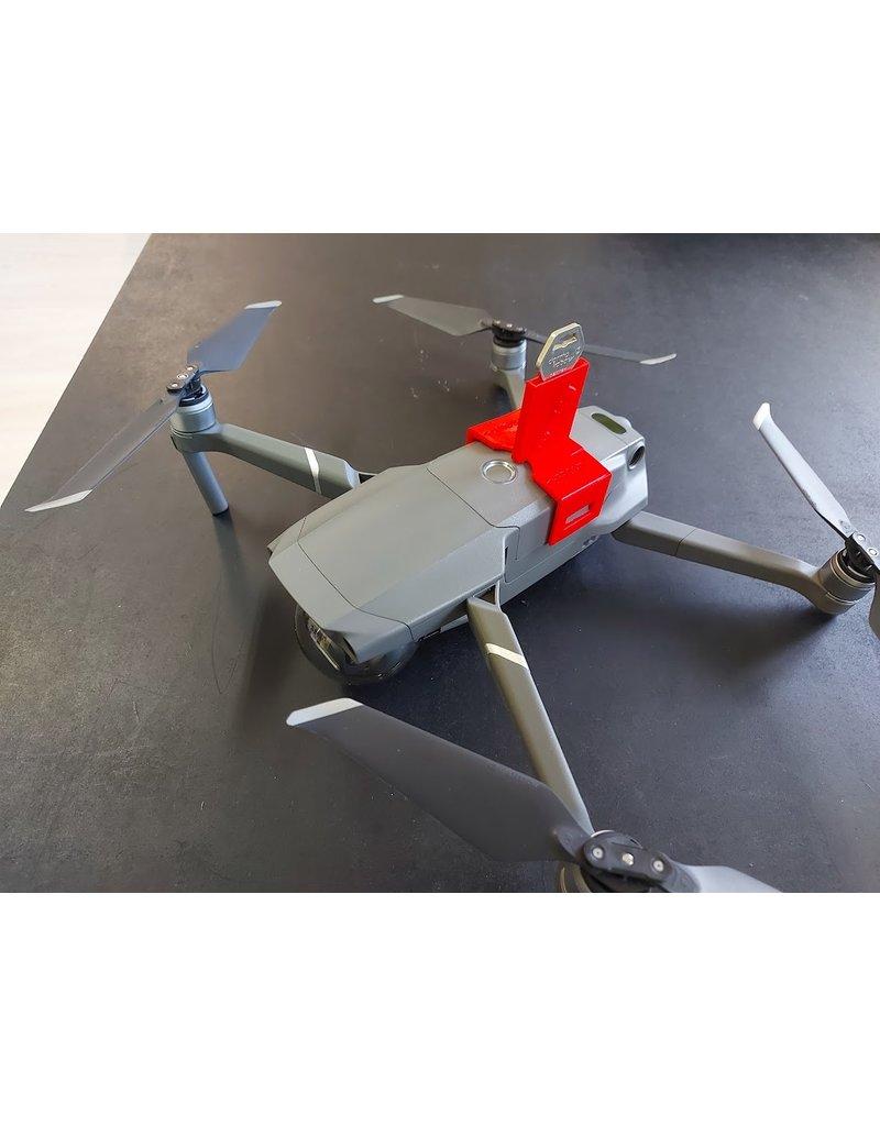 3D print Sleuteldrager voor op mavic 2 drone