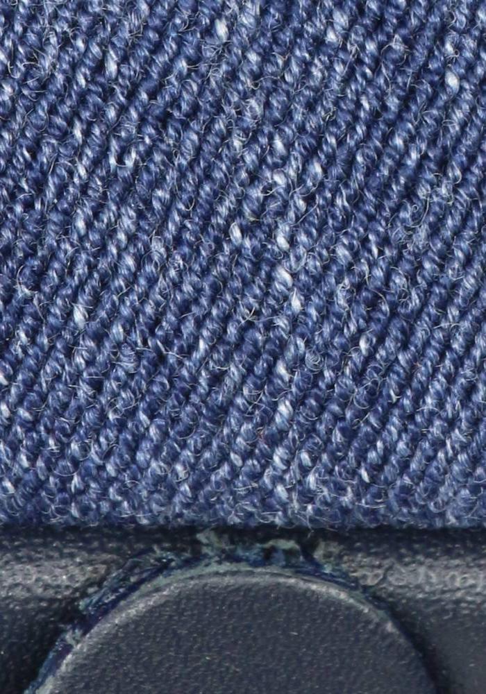 Trico Bretels Denim Blauw