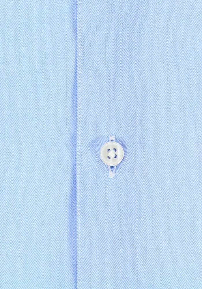 Les Deux Freres Overhemd Lichtblauw