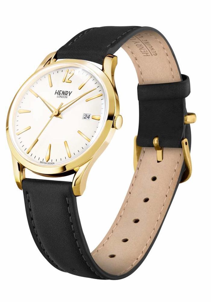 Henry London Westminster Horloge HL39-S-0010