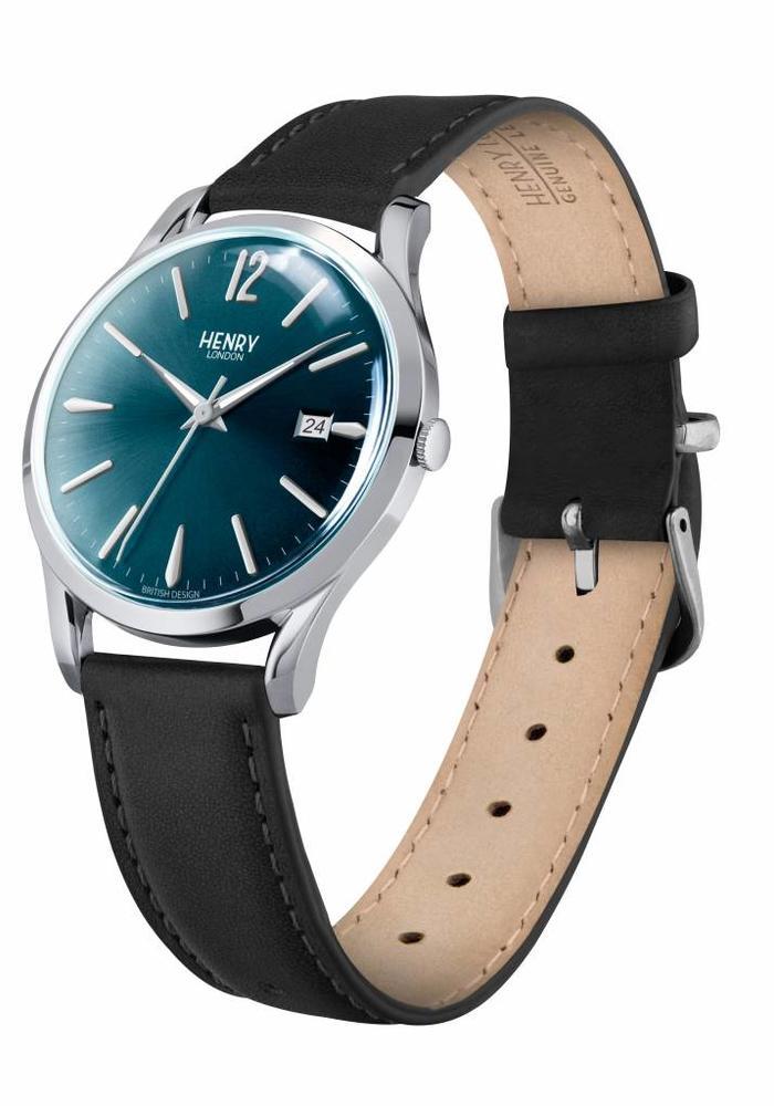 Henry London Knightsbridge Horloge HL39-S-0031