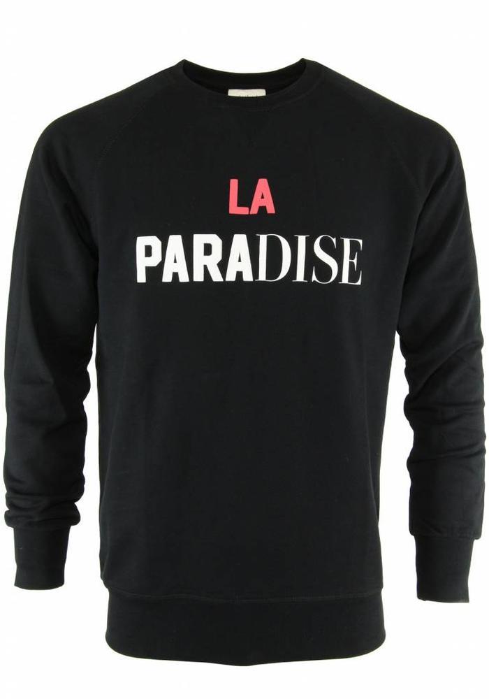 Avenue Tropicale Sweater La Paradise Black