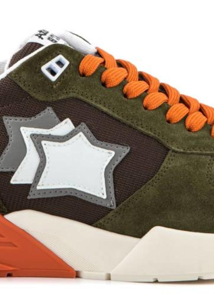 Atlantic Stars Sneakers Mars Army