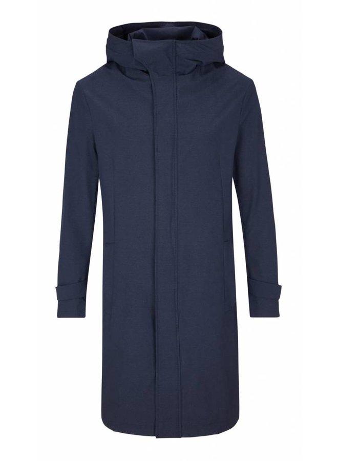 Drykorn Coat Hodset Navy