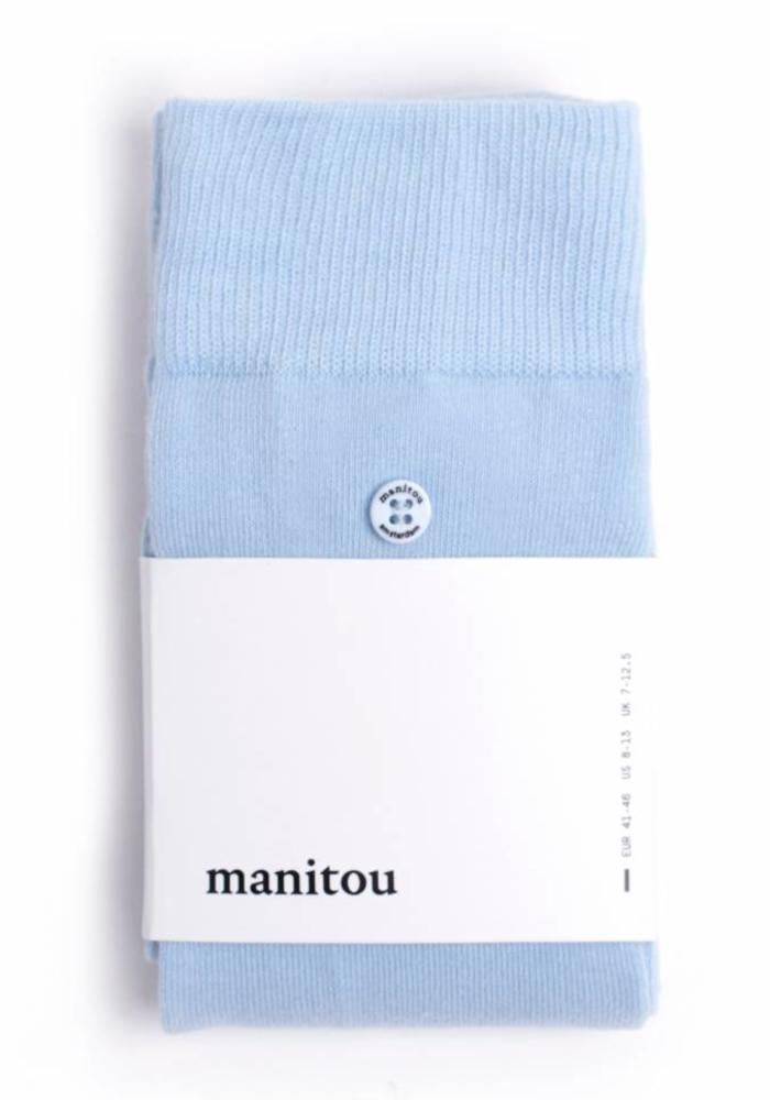 Manitou Amsterdam Socks Denim Don