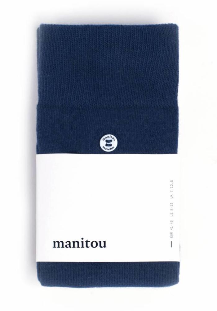 Manitou Amsterdam Socks Classic Blue