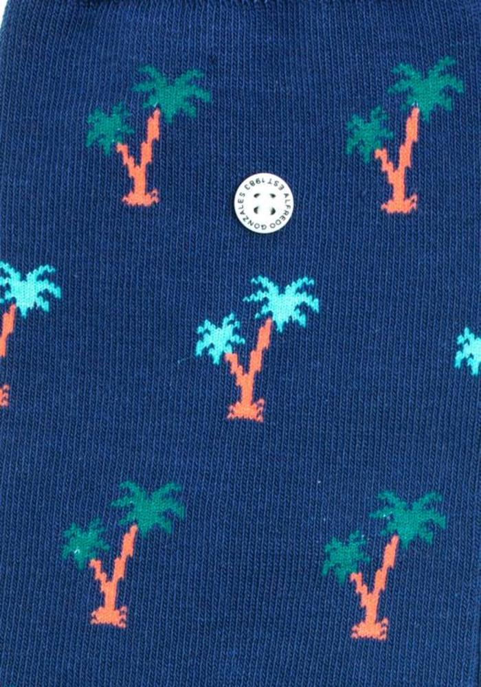 Alfredo Gonzales Socks Palm Springs Night Sky