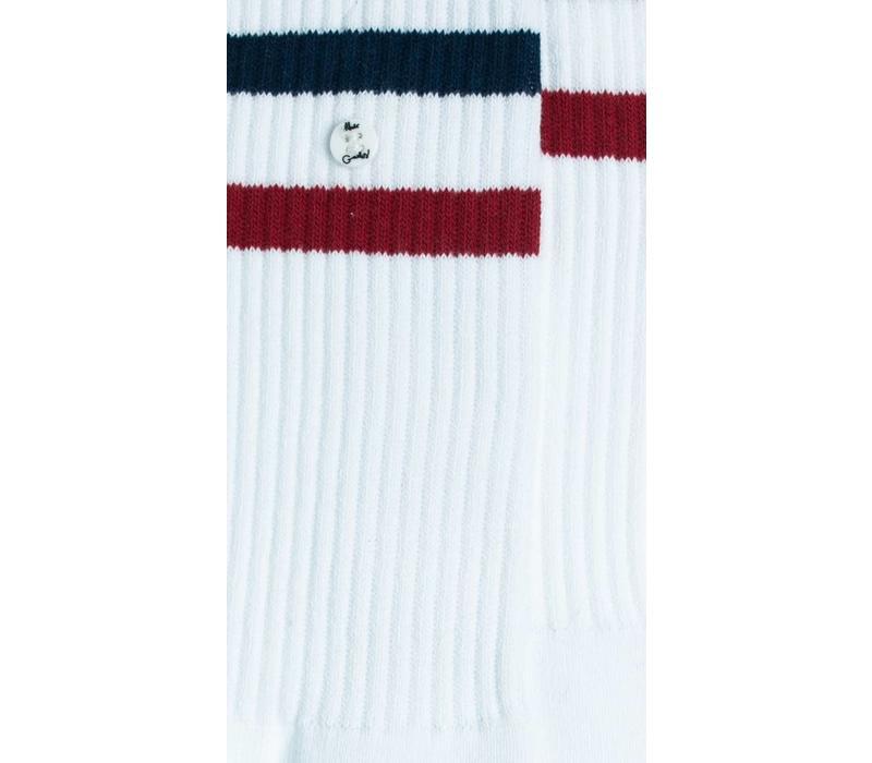 Alfredo Gonzales Sokken Z-Sock Wit