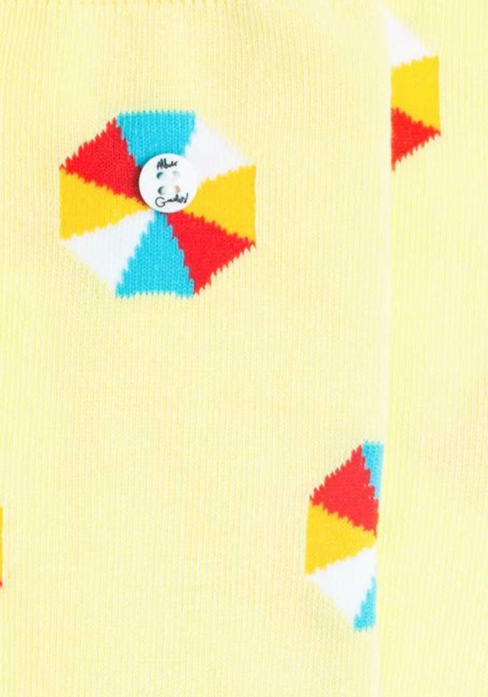 Alfredo Gonzales Socks Sunny Shades Yellow