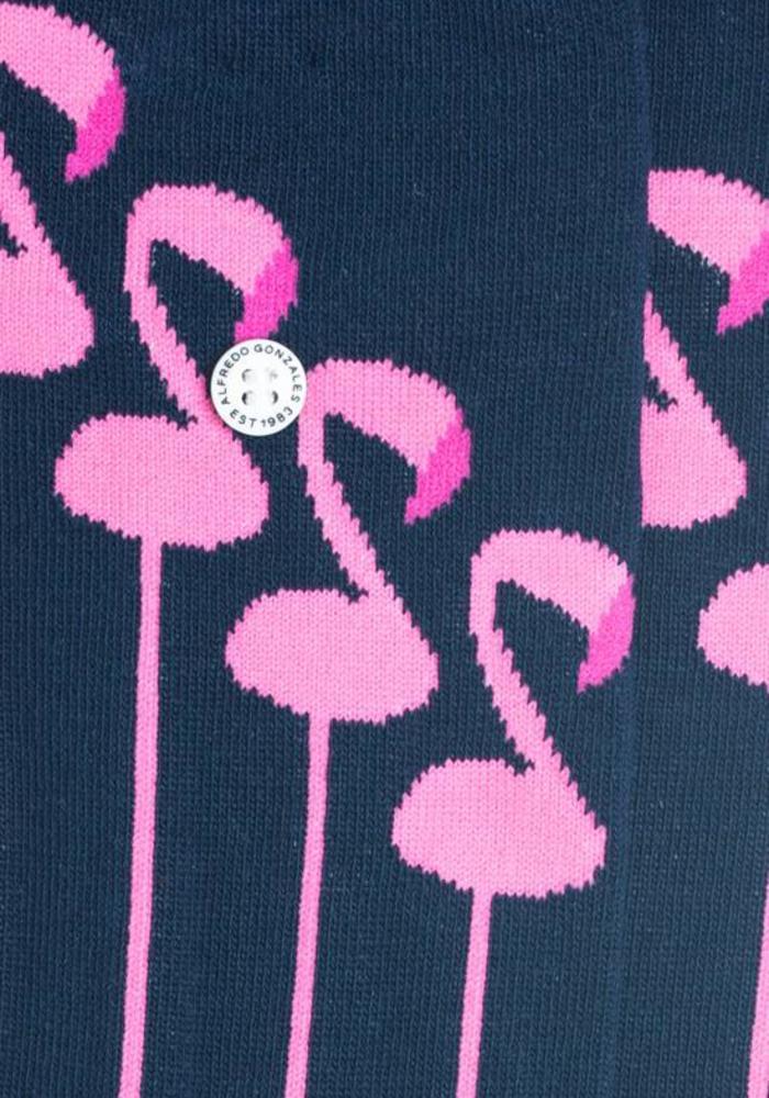 Alfredo Gonzales Sokken The Flamingo