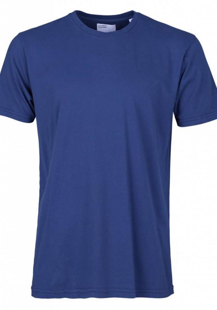 Colorful Standard Classic Organic T-Shirt Royal Blue