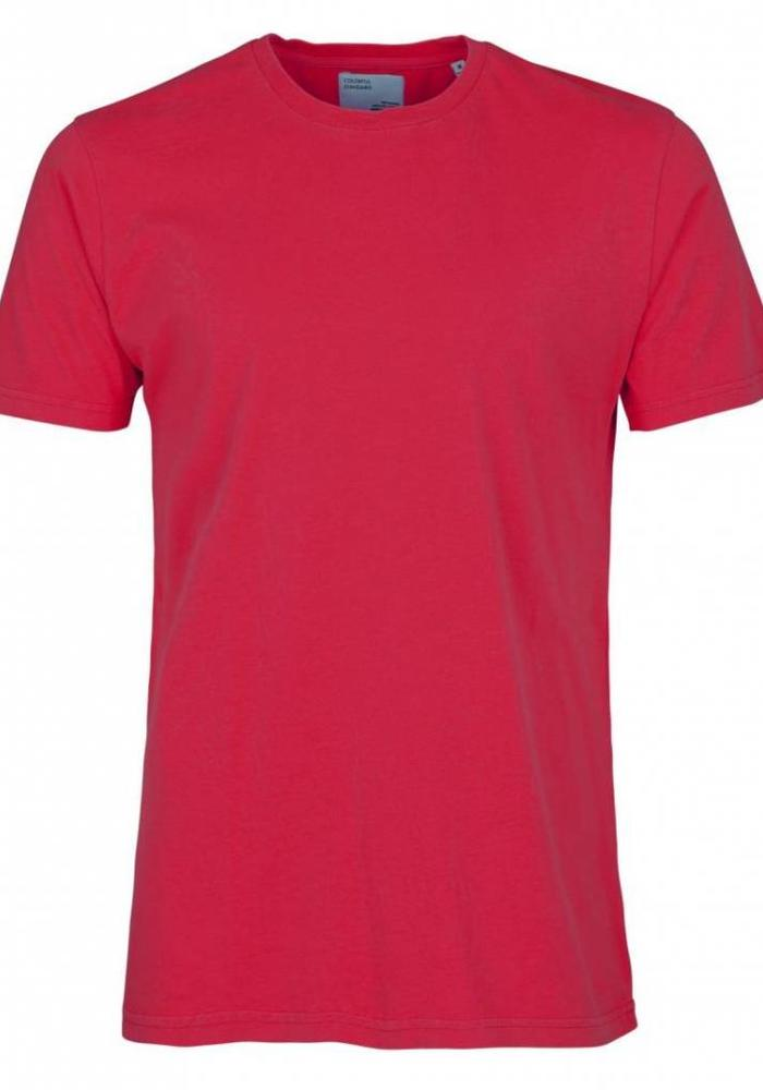 Colorful Classic Classic Organic T-Shirt Scarlet Red