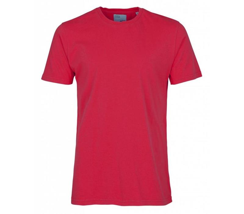 Colorful Standard Classic Organic T-Shirt Scarlet Red