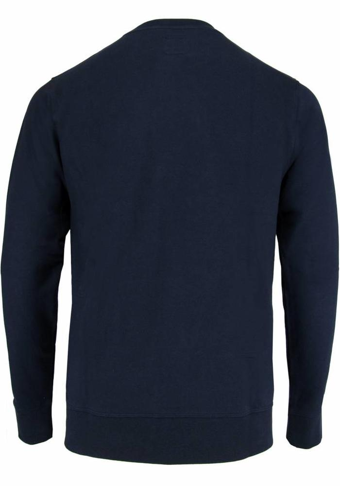 The Goodpeople Sweater Burbank Navy