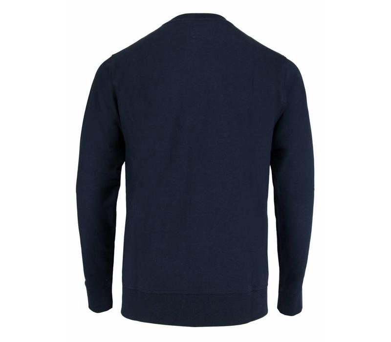 The Goodpeople Sweater Burbank Navy