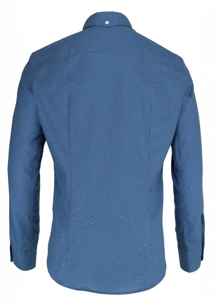 The Goodpeople Shirt Cole Brothers Blue