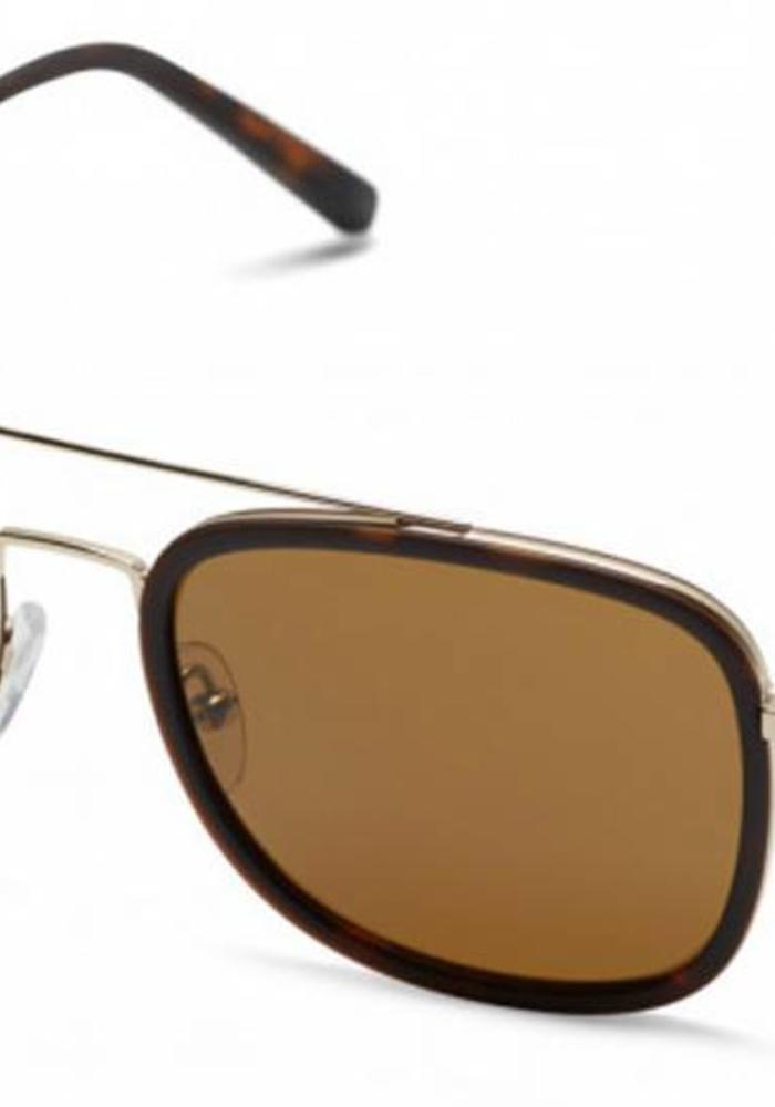 Kapten & Son Sunglasses Miami Matt Tortoise Brown