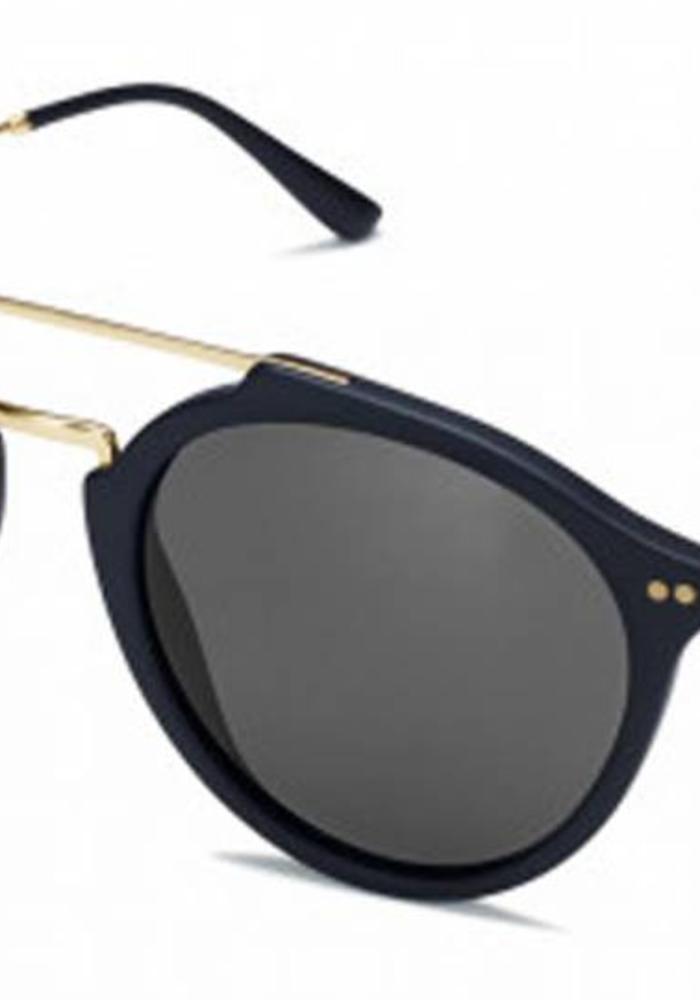 Kapten & Son Sunglasses Fitzroy Matt All Black