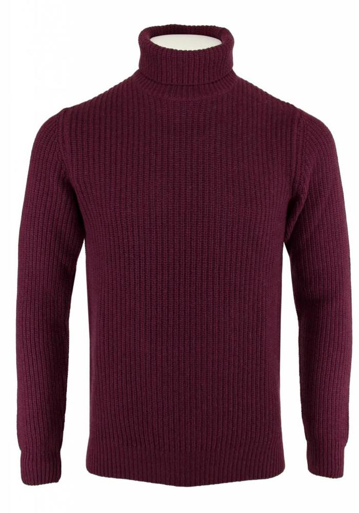Wool & Co. Coltrui WO 4055 Bordeaux