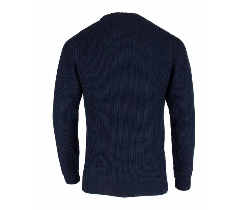 Wool & Co. Trui WO 4056 Navy