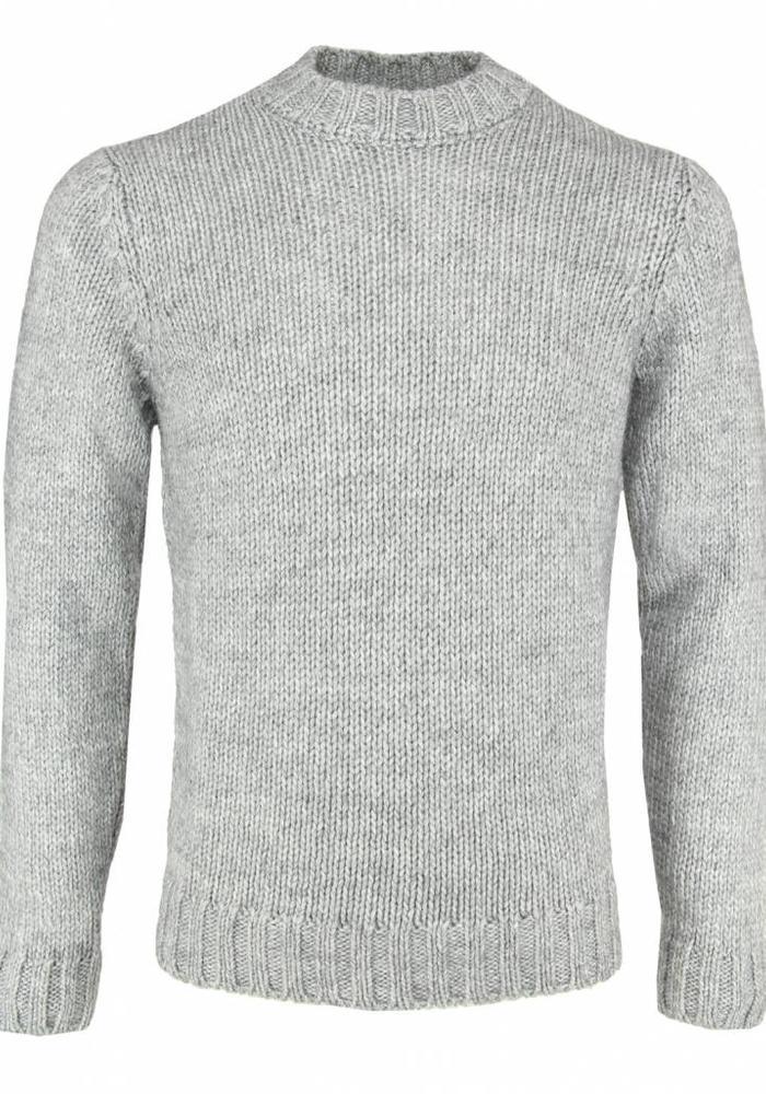 Wool & Co. Trui WO 4230 Grijs