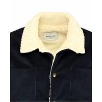 Wool & Co. Sherpa Jacket WO 4410 Navy