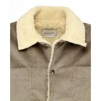 Wool & Co. Sherpa Jacket WO 4410 Beige