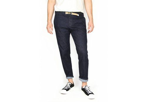 White Sand Chino Selvedge Indigo