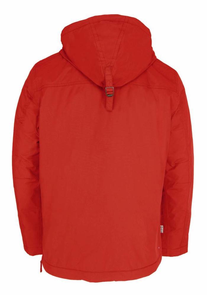 Napapijri Rainforest Winter Anorak Orange Red