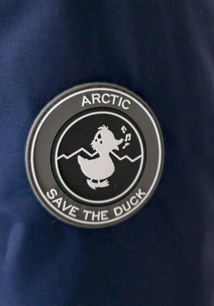 Save The Duck Parka Copy7 Navy