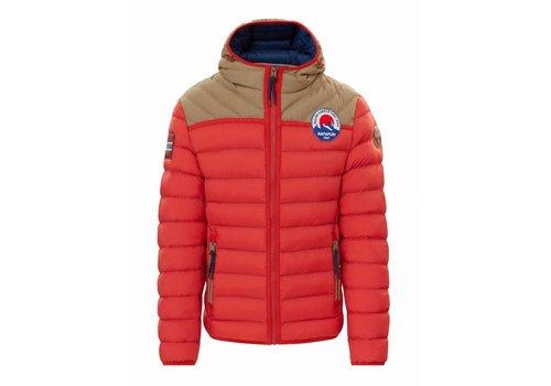 Napapijri Napapijri Jacket Articage Orange Red